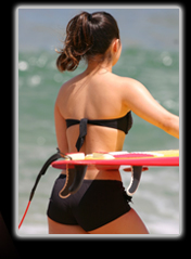 Activity Images, Animated- Surfer, Kayaking, Dancer